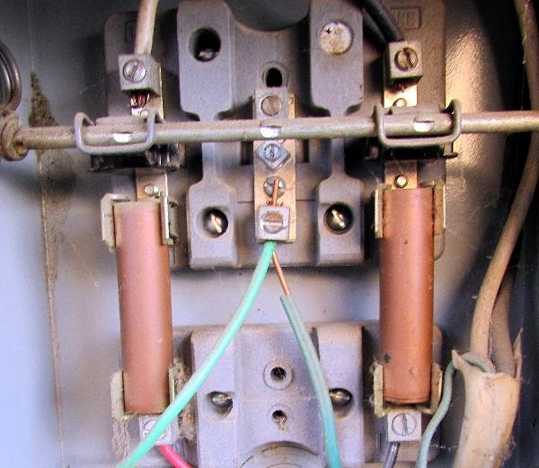 Copper Pipe Fuse