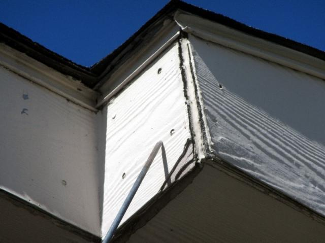Fiber Cement Siding Delamination And Defect Ncw Home