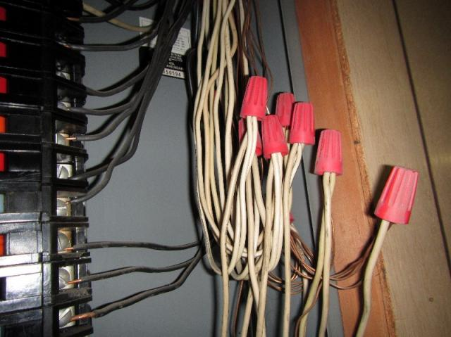 Looks Neat But It Still Is Wrong Wire Colors Ncw Home